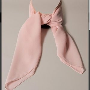 Tatyana RockABilly Pink Polyester 50s Hair Scarf